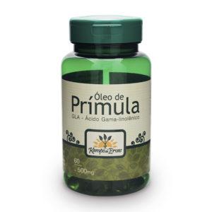 Óleo de Prímula com 60 cápsulas de 500mg