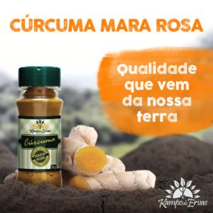 Cúrcuma de Mara Rosa