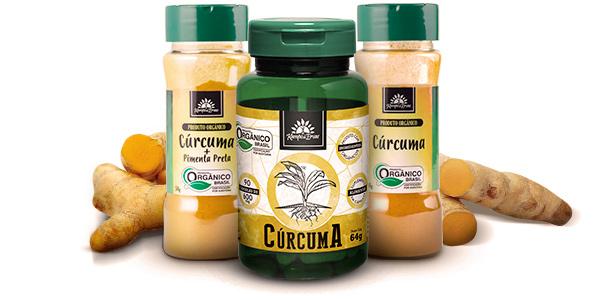 Como a Curcuma pode ajudar no Tratamento do Cancer de Estomago