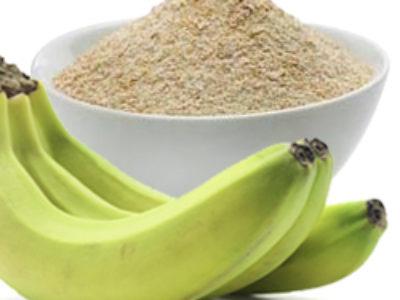 Receita de Bolo de Farinha de Banana Verde