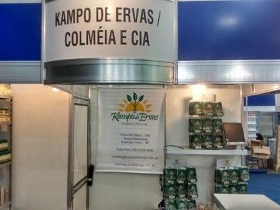Kampo de Ervas na Naturaltech 2015