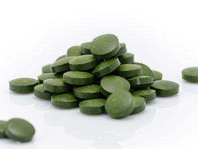 Spirulina. Emagrecimento com saúde